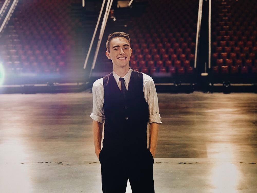 Jonas Jordens speelt mee in spektakelmusical 40-45! (Een musical van Studio 100)